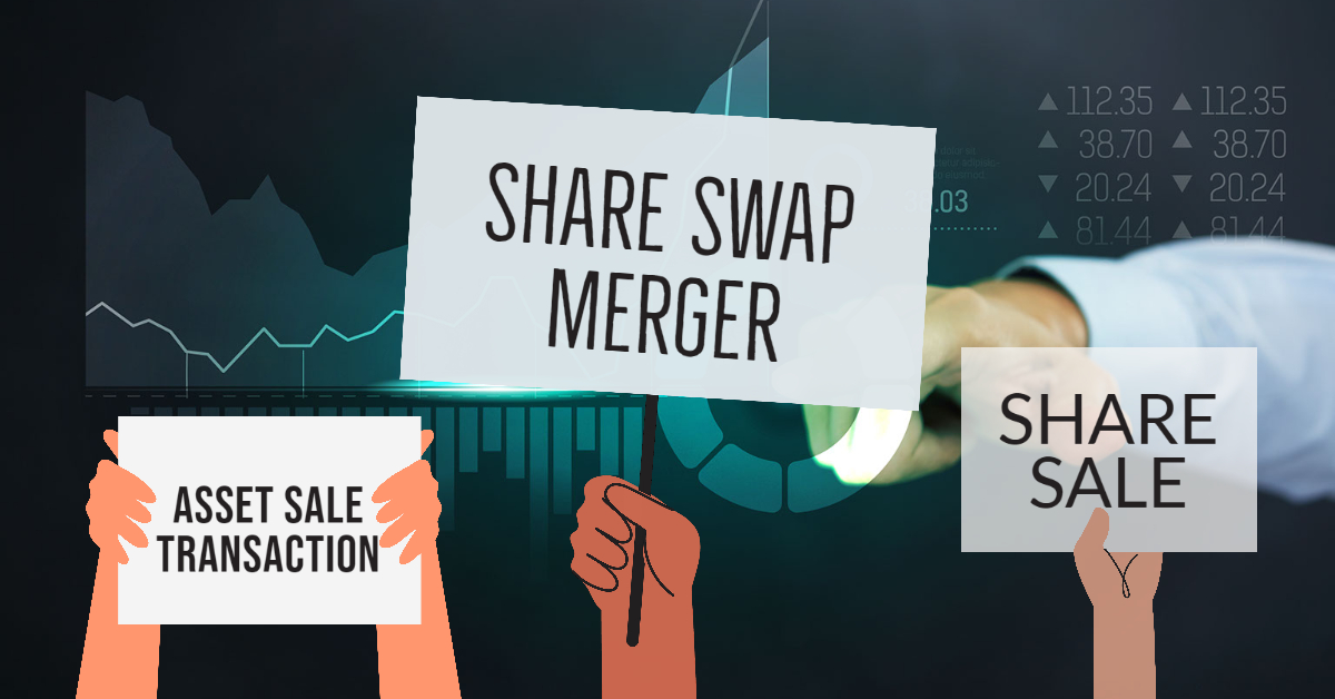 Rukshad Davar pens his views about Share Swap Mergers and how they could emerge as an option for Business Owners during the COVID-19 pandemic.