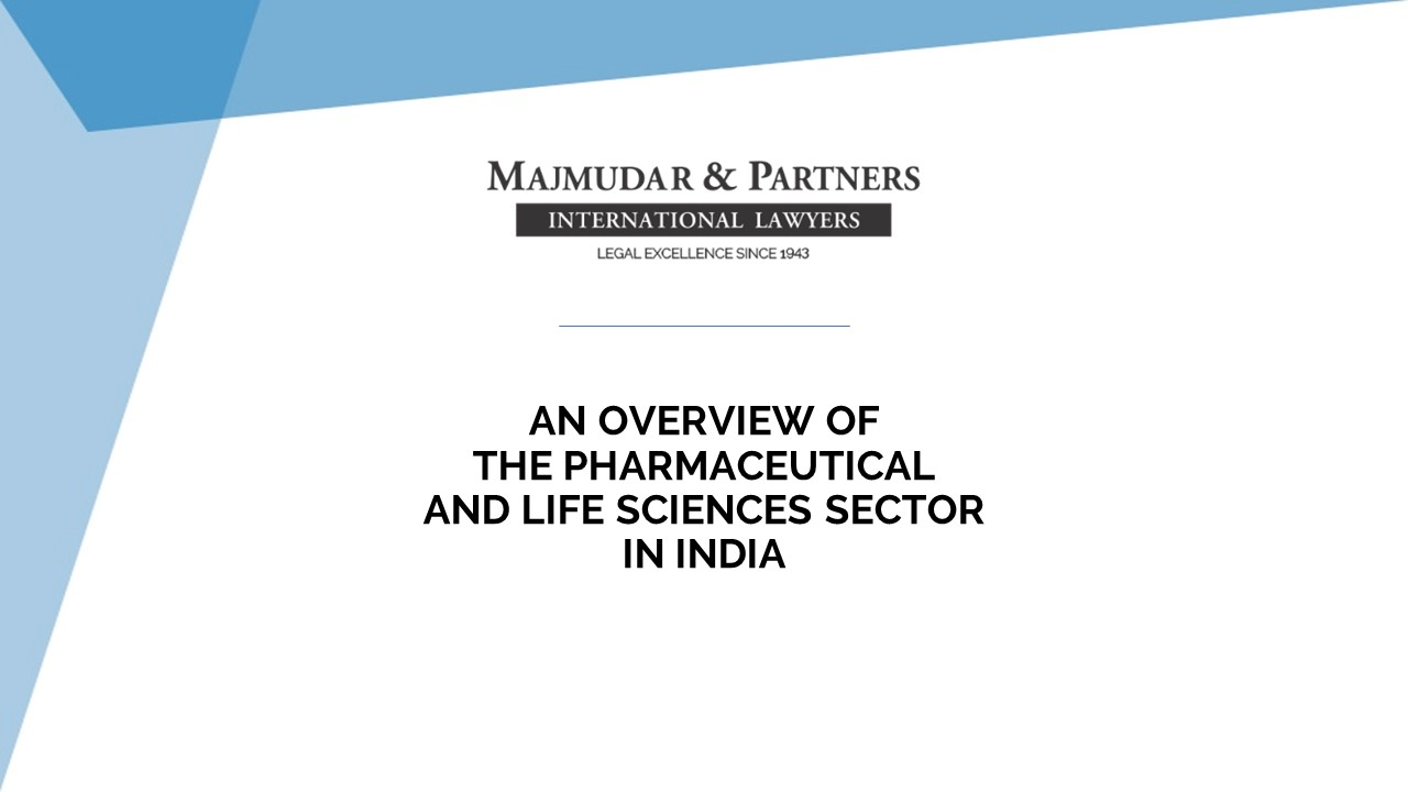 India's Pharmaceutical and Life Sciences sector is one of the fastest growing industries in the country and is emerging as a global market leader.