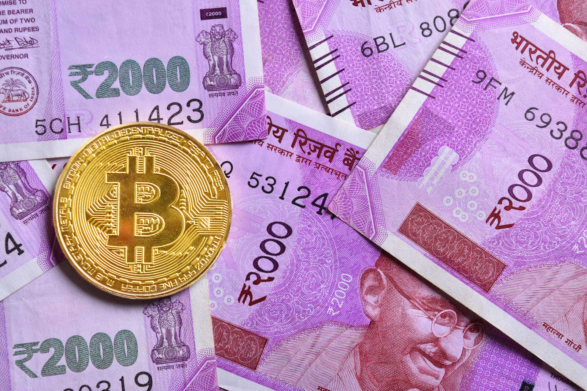 A lowdown on Cryptocurrency usage in India.